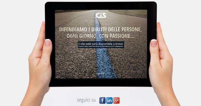 Studio CIS Consulenza Infortunistica Stradale Presenta Il Nuovo Sito E I Canali Social