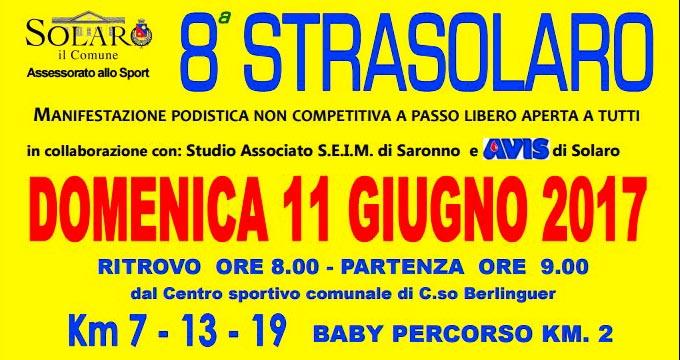 Studio CIS Sponsor Strasolaro Giugno 2017