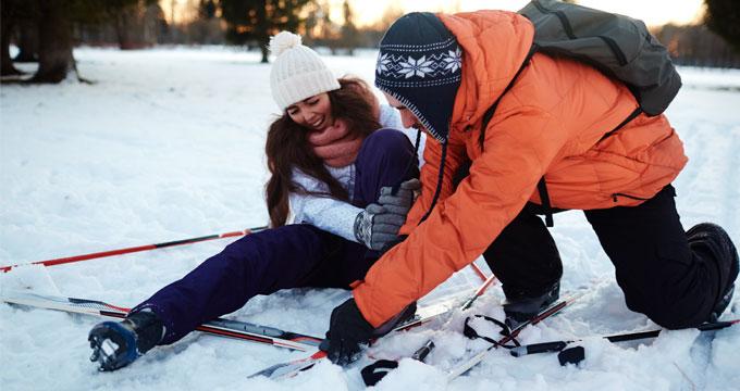 Sei stato vittima di un incidente sulle piste da sci? Ottieni il giusto risarcimento danni grazie allo Studio CIS.