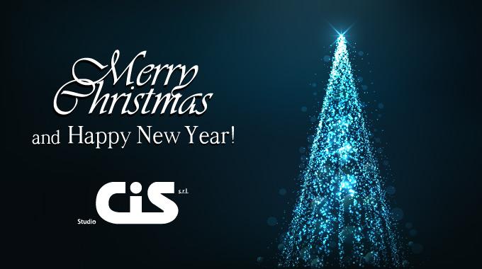 Buon Natale & Felice Anno Nuovo Dallo Studio CIS