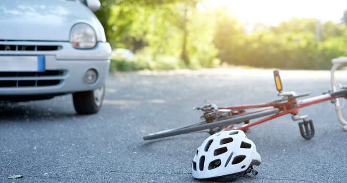 Risarcimento Danni Incidente Stradale In Bicicletta. Risponde Lo Studio CIS.